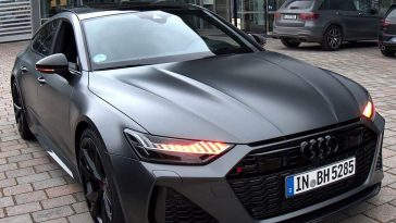 Audi Rs7 , she is gorgeous
