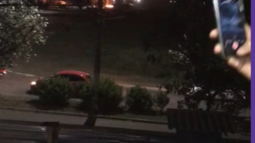 Brazil, Today, June 30, 2021, Gas Station goes boom