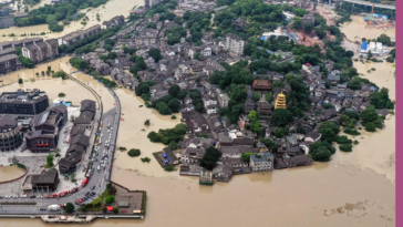 A dam in China broke down earlier today, 25 dead and many more injured