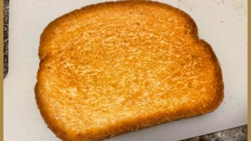 This piece of toast